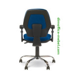 Кресло для персонала Master GTR window chrome C-11