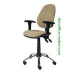 Офисное кресло Орхидея 3213 хром