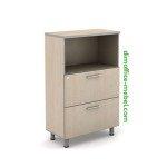 Шкаф с файловыми ящиками 0,8 х 0,42 х 1,22Н
