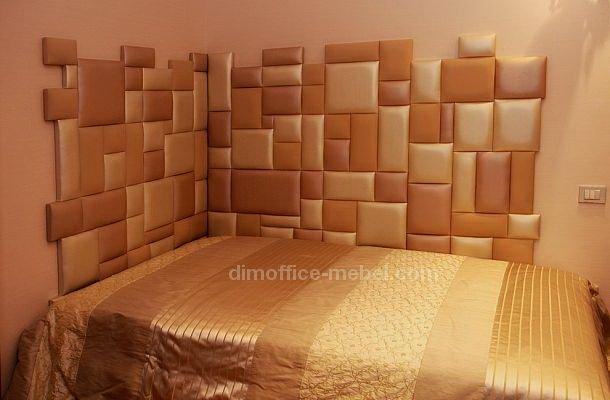 стеновые мягкие понели